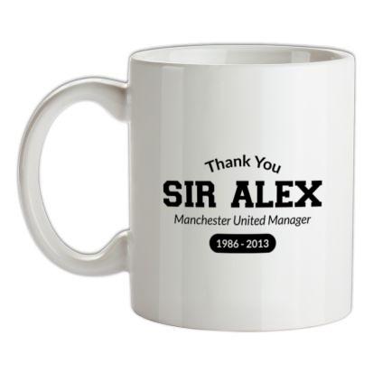 CHEAP Thank You Sir Alex mug. 24074194377 – Novelty T-Shirts