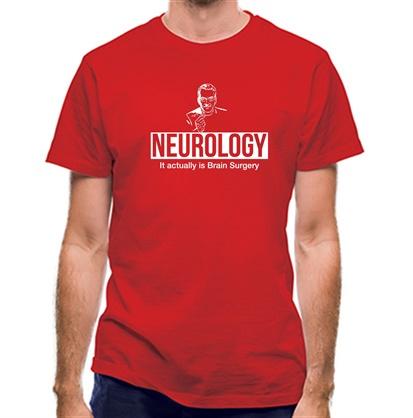 CHEAP Neurology it actually is brain surgery classic fit. 25414495995 – Novelty T-Shirts