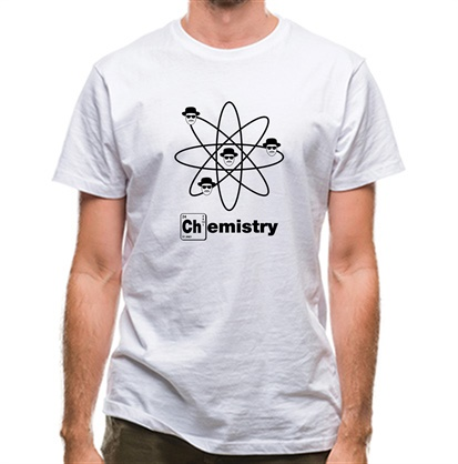 CHEAP Breaking Bad – Chemistry classic fit. 25414491063 – Novelty T-Shirts