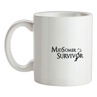 CHEAP Midsomer Survivor mug. 24074192967 – Novelty T-Shirts