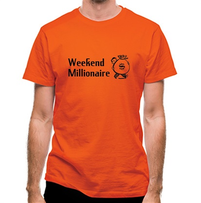 CHEAP Weekend Millionaire classic fit. 25414498773 – Novelty T-Shirts