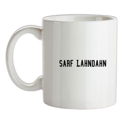 CHEAP Sarf Lahndahn mug. 24074193929 – Novelty T-Shirts