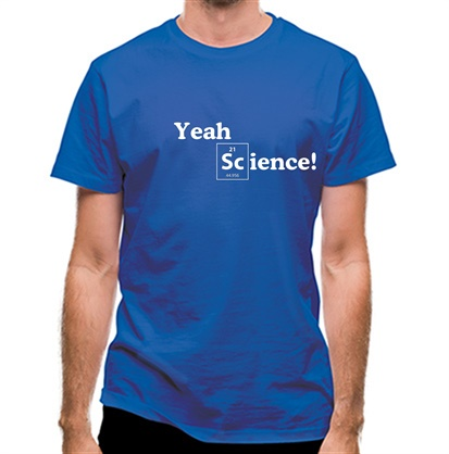 CHEAP Yeah Science! classic fit. 25414499127 – Novelty T-Shirts