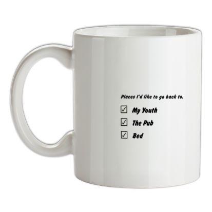 CHEAP places id like to go back to mug. 24074193581 – Novelty T-Shirts