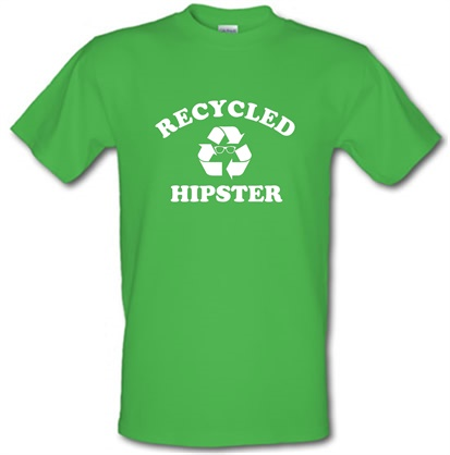 CHEAP recycled hipster male t-shirt. 730227886 – Novelty T-Shirts