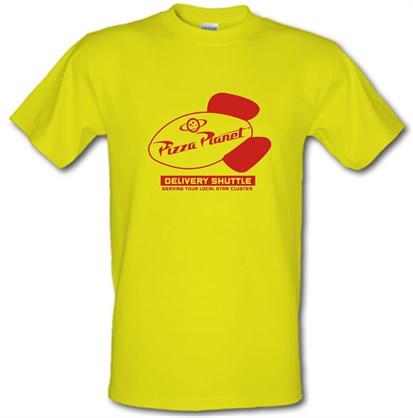 CHEAP Pizza Planet male t-shirt. 744231562 – Novelty T-Shirts