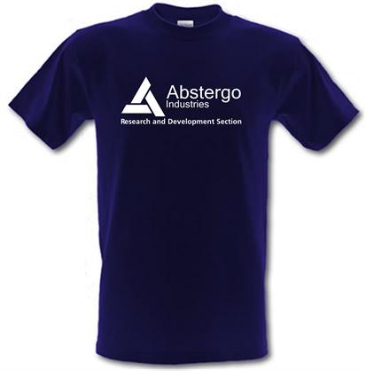 CHEAP Abstergo Industries male t-shirt. 744525862 – Novelty T-Shirts