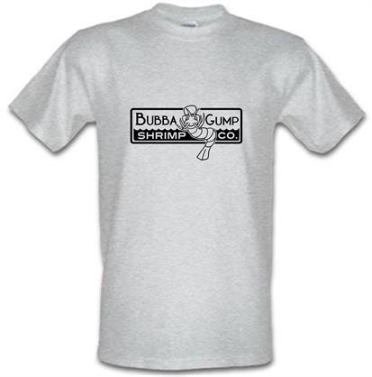 CHEAP Bubba Gump Shrimp Co male t-shirt. 745070762 – Novelty T-Shirts