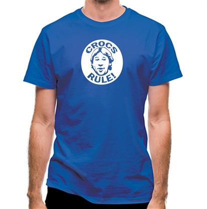 CHEAP Crocs Rule! classic fit. 25414491561 – Novelty T-Shirts