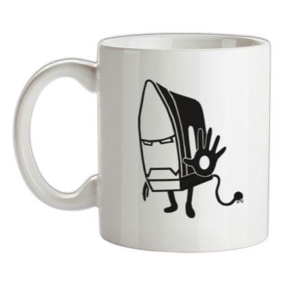 CHEAP The Iron Man mug. 24074194471 – Novelty T-Shirts