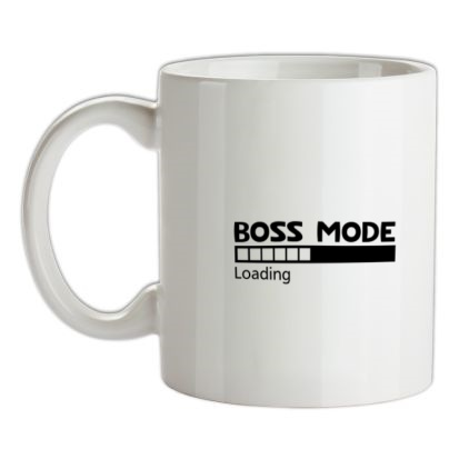 CHEAP boss mode – loading mug. 24074189011 – Novelty T-Shirts