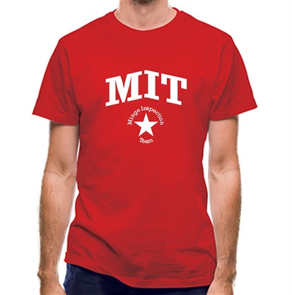 CHEAP Minge inspection team classic fit. 25414495639 – Novelty T-Shirts