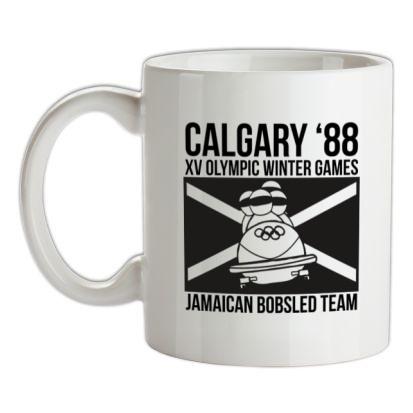 CHEAP Calgary 88 Jamaican Bobsleigh Team mug. 24074189143 – Novelty T-Shirts