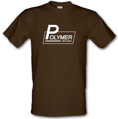 CHEAP Polymer Records male t-shirt. 745832182 – Novelty T-Shirts