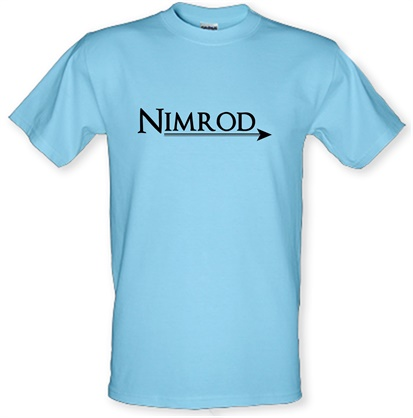 CHEAP Nimrod! male t-shirt. 745832178 – Novelty T-Shirts