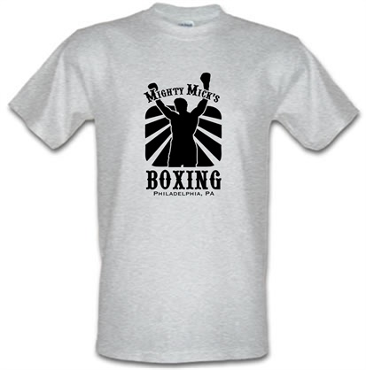 CHEAP Mighty Micks Boxing male t-shirt. 745832168 – Novelty T-Shirts