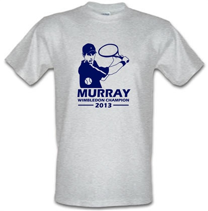 CHEAP Andy Murray Wimbledon Champion male t-shirt. 746470422 – Novelty T-Shirts