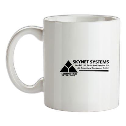 CHEAP Cyberdyne systems – Teminator mug. 24074189545 – Novelty T-Shirts