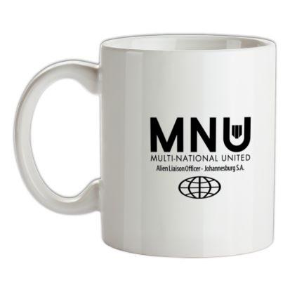 MNU - Alien Liaison Officer - District 9 mug.