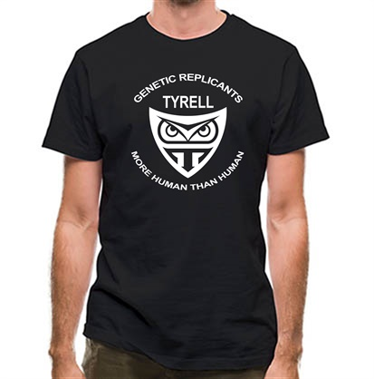 CHEAP Tyrell Corporation – Blade Runner classic fit. 25414498513 – Novelty T-Shirts