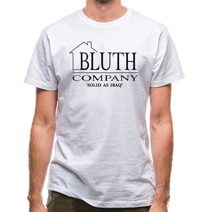 CHEAP Bluth Company – Arrested Development classic fit. 25414490949 – Novelty T-Shirts