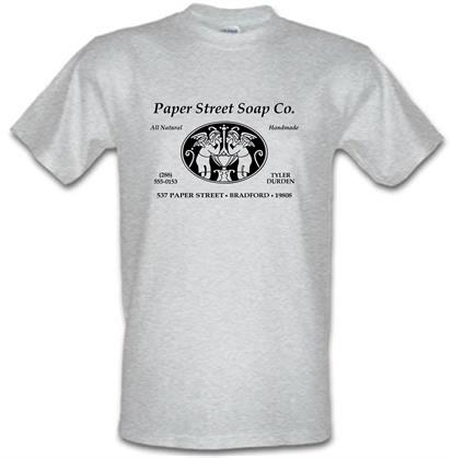 CHEAP Fight Club – Paper Street Soap Company male t-shirt. 746470434 – Novelty T-Shirts