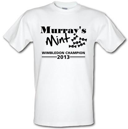 CHEAP Murray's Mint! male t-shirt. 746691890 – Novelty T-Shirts