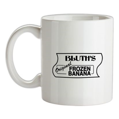 CHEAP Bluth's Original Frozen Banana mug. 24074188943 – Novelty T-Shirts