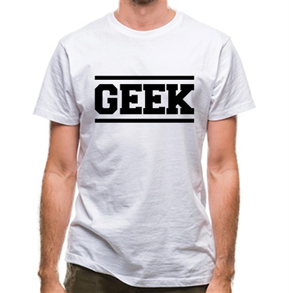 CHEAP Geek classic fit. 25414492823 – Novelty T-Shirts