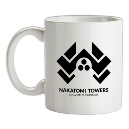CHEAP Nakatomi Towers mug. 24074193197 – Novelty T-Shirts