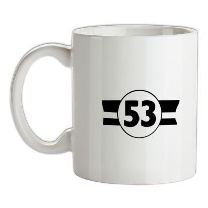 CHEAP Herbie – 53 mug. 24074191025 – Novelty T-Shirts