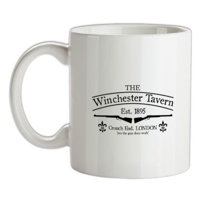 CHEAP The Winchester Tavern- Shaun of the Dead mug. 24074194541 – Novelty T-Shirts