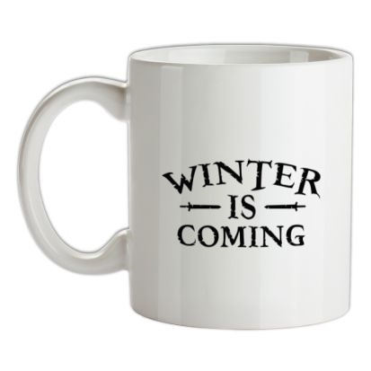 CHEAP Winter Is Coming mug. 24074195047 – Novelty T-Shirts
