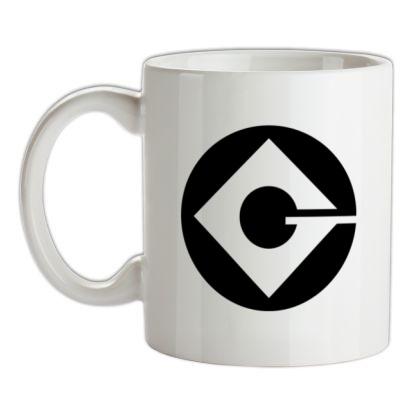 CHEAP Gru Industries mug. 24074190865 – Novelty T-Shirts