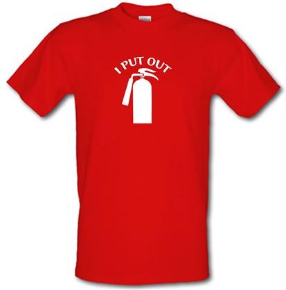 CHEAP I put out male t-shirt. 51135612 – Novelty T-Shirts