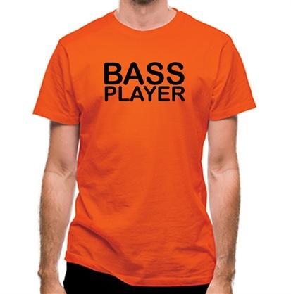 CHEAP Bass player classic fit. 25414490673 – Novelty T-Shirts