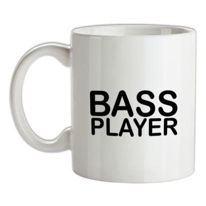 CHEAP Bass player mug. 24074188685 – Novelty T-Shirts