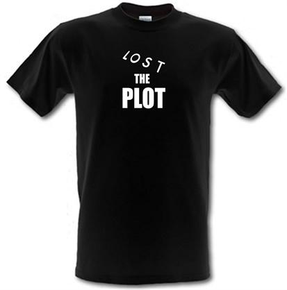 CHEAP Lost The Plot male t-shirt. 51135669 – Novelty T-Shirts