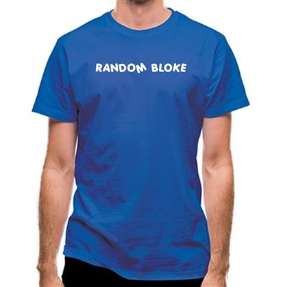 CHEAP Random Bloke classic fit. 25414496845 – Novelty T-Shirts