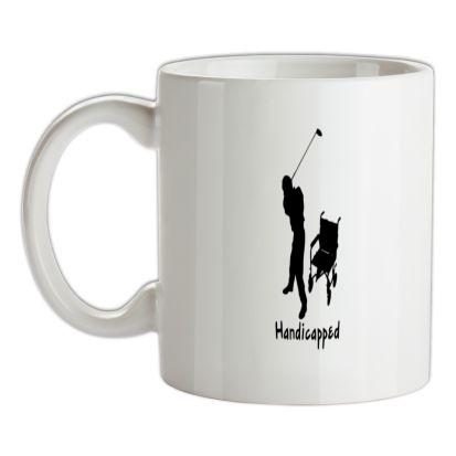 CHEAP Handicapped mug. 24074190909 – Novelty T-Shirts