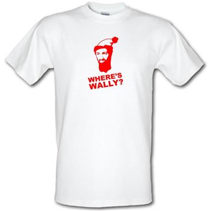 CHEAP Where's Wally male t-shirt. 51135968 – Novelty T-Shirts