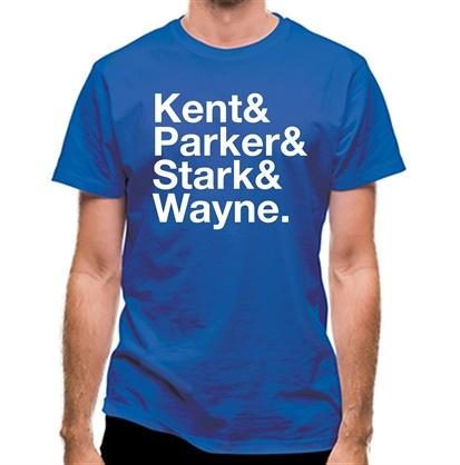 CHEAP Kent Parker Stark Wayne classic fit. 25414494993 – Novelty T-Shirts