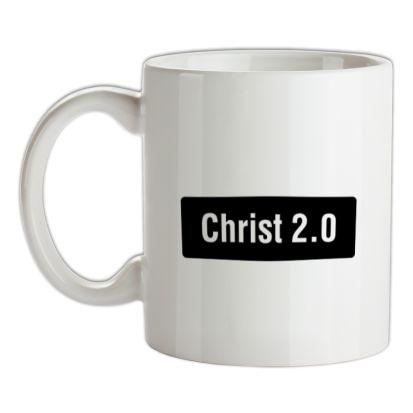 CHEAP Christ 2.0 mug. 24074189321 – Novelty T-Shirts
