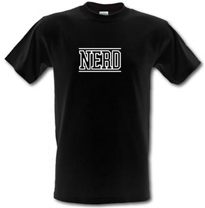 CHEAP NERD male t-shirt. 753759406 – Novelty T-Shirts