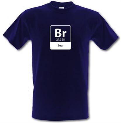 CHEAP beer element male t-shirt. 754168790 – Novelty T-Shirts