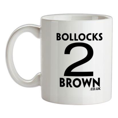 CHEAP Bollocks 2 Brown mug. 24074188957 – Novelty T-Shirts