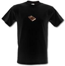 True Lad Bible male t-shirt.