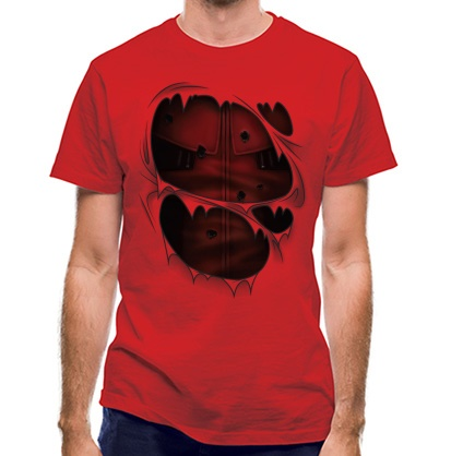 CHEAP Wade Wilson Costume classic fit. 25414498659  Novelty T-Shirts