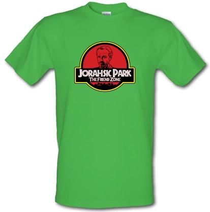 Johrasic Park male t-shirt.