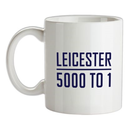 CHEAP Leicester Odds 15/16 mug. 24074192645  Novelty T-Shirts